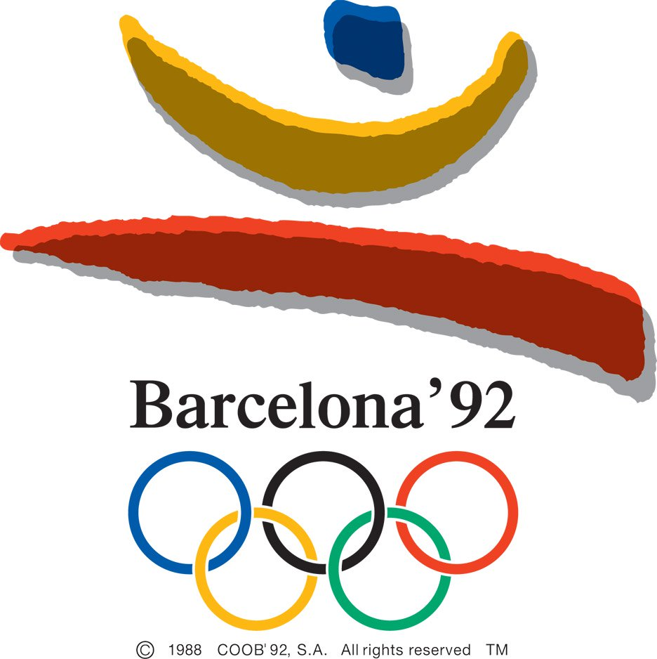 طراحی لوگو المپیک بارسلونا ۱۹۹۲