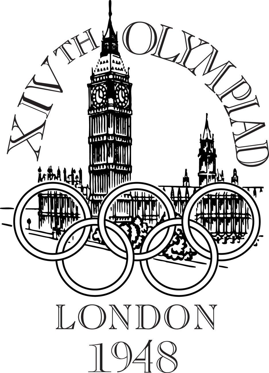 طراحی لوگو لندن ۱۹۴۸