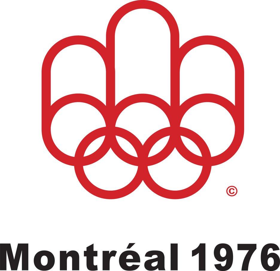 طراحی لوگو المپیک مونترال ۱۹۷۶