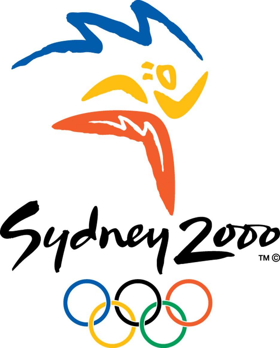 طراحی لوگو المپیک سیدنی ۲۰۰۰